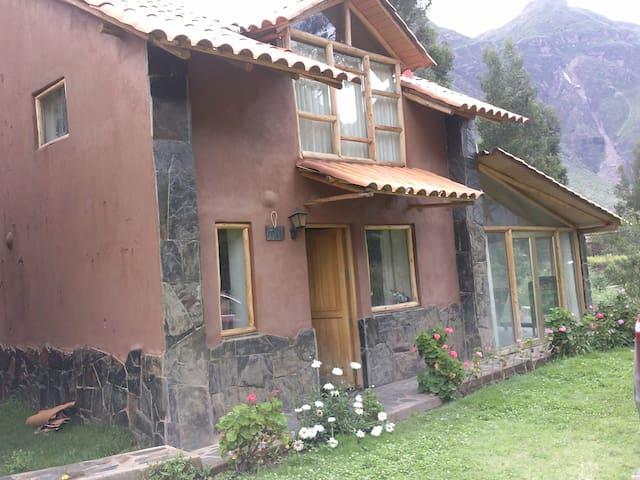 Cabaña (casa de campo) en el Valle - Urubamba - Cabana