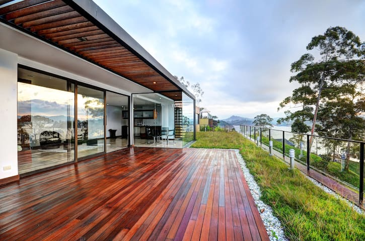 Chalet with amazing views  - Guatapé