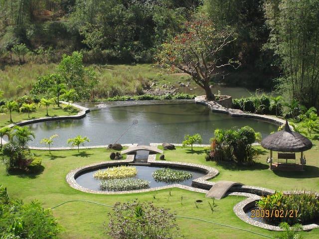 Bataan Heartland - Native Ifugao House 3 - City of Balanga - Apartemen