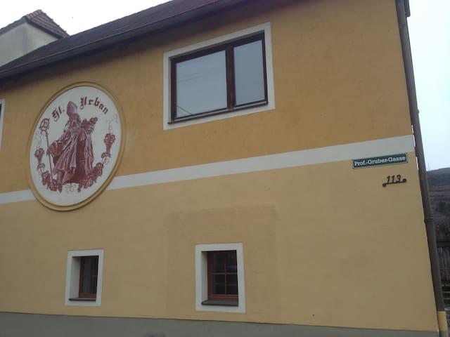 Urlaub bei seppi - Wösendorf in der Wachau