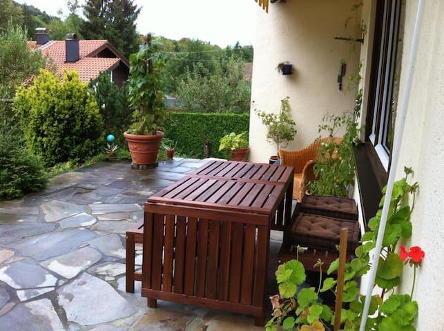 Appartment for up to 5 in Chiemgau area - Siegsdorf - Apartamento