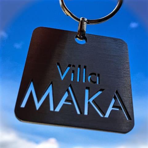 Villa MAKA Panoramic Sea View - Balchik - Casa