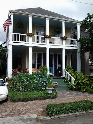 Casa Pelican B&B and Cooking School - Nueva Orleans - Bed & Breakfast