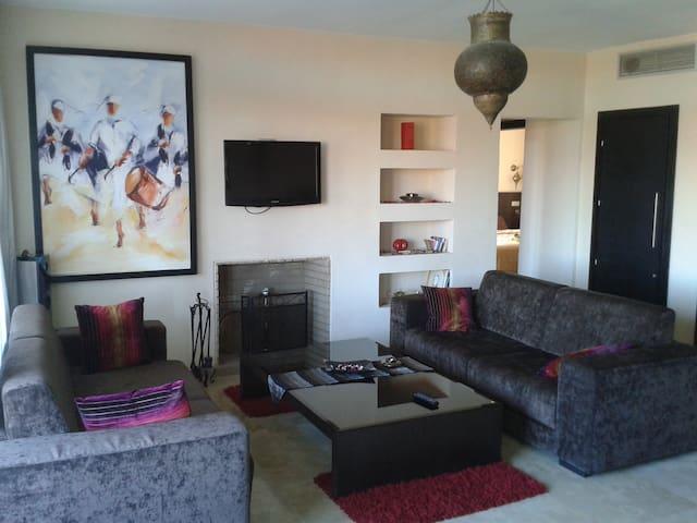Résidences des golfs Marrakech - Marrakech - Appartement