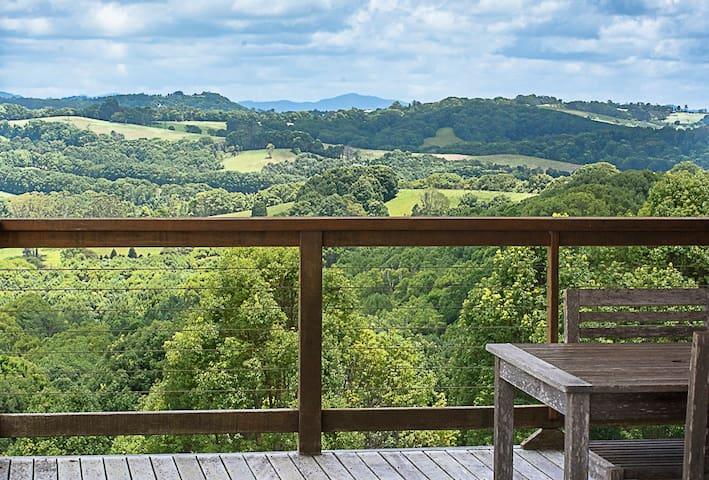 Bungalow 1 @Possum Creek Eco Lodge - Bangalow - Villa