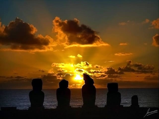Country house in Easter Island - Easter Island