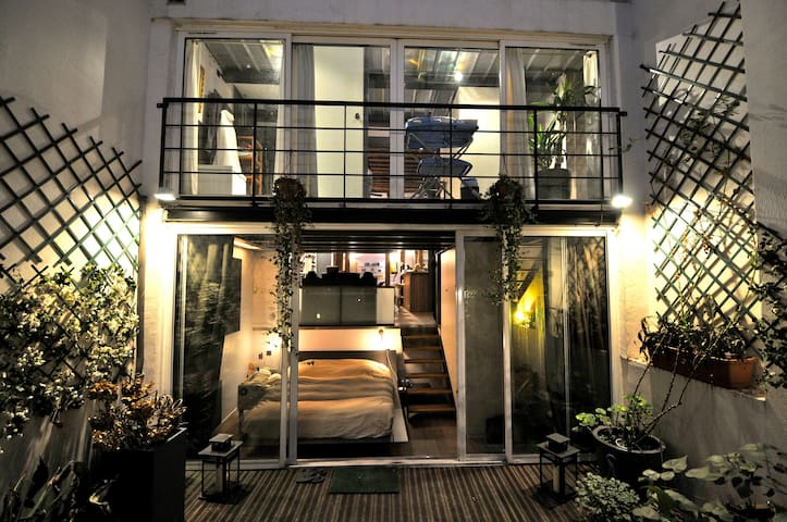 Luxury Urban Duplex Loft - Paris - Loft