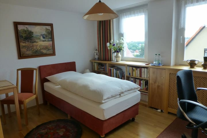 Einzelzimmer in schöner Stadtlage - Zwickau - Maison