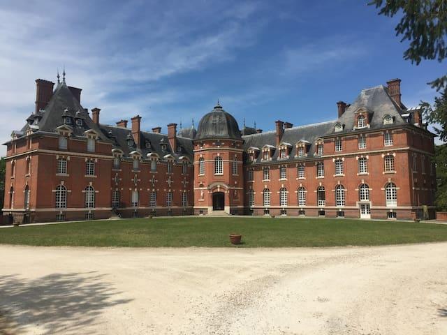 Chateau de Rivaulde - Salbris - Departamento