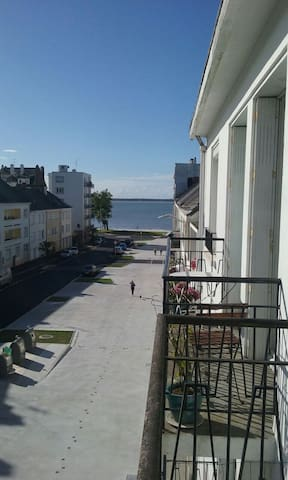 Tiny Apartment Near the Waterfront - Saint-Nazaire - Daire