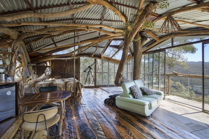 Treehouse  Blue Mountains - Bilpin - Ağaç Ev