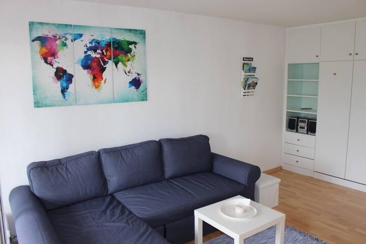 Gemütliche Garsonniere mit Balcon - Neureichenau - Apartamento