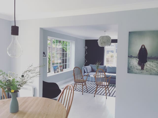 Modern East Sussex Country House - East Sussex