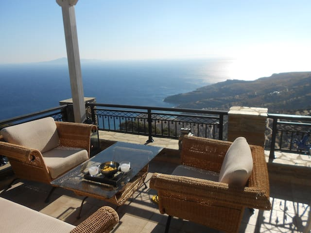 Unforgettable spectacular moments! - Andros - Villa