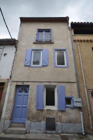 Petite Maison Bleue de Limoux - Limoux - House
