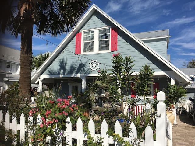 Paradise Found - Saint Augustine Beach - Casa