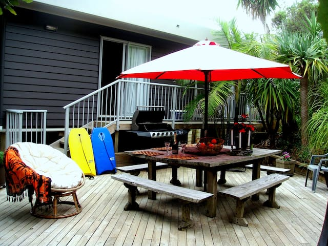 Courtyard Retreat Studio is RIGHT FOR YOU - Ahipara - Lägenhet