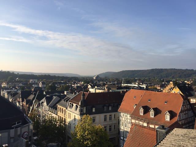 Cosy apartment in Marburg Oberstadt - Marburg - Appartement
