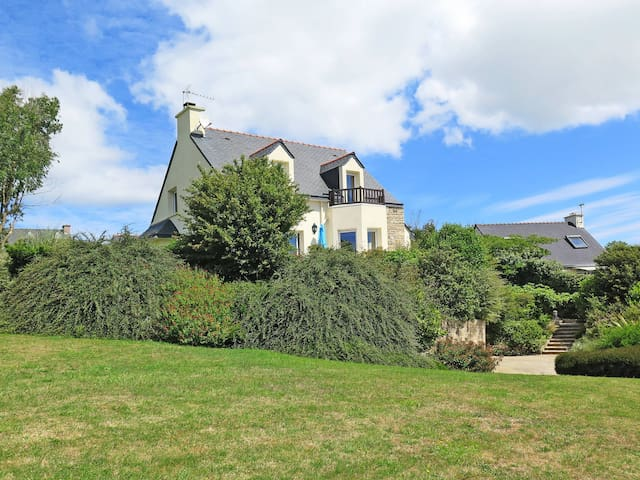 125 m² holiday house for 8 persons in Crozon - Crozon - Hus