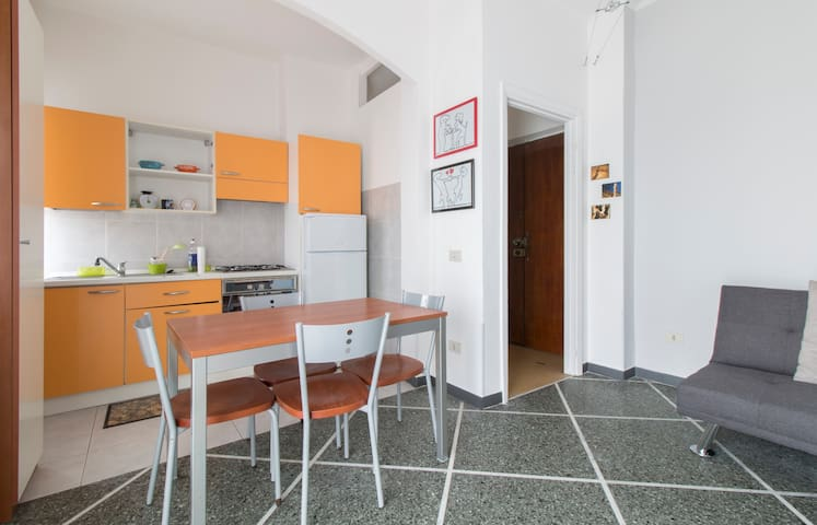Accogliente bilocale - Voghera - Apartament