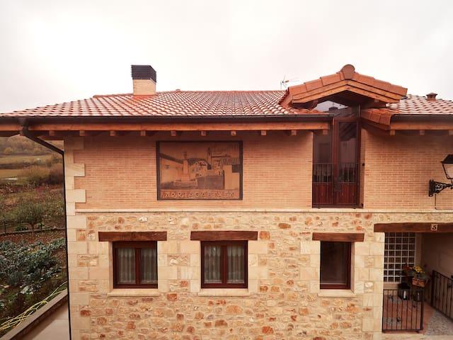 Casa Rural Arriagaetxea - Lagran - Huis