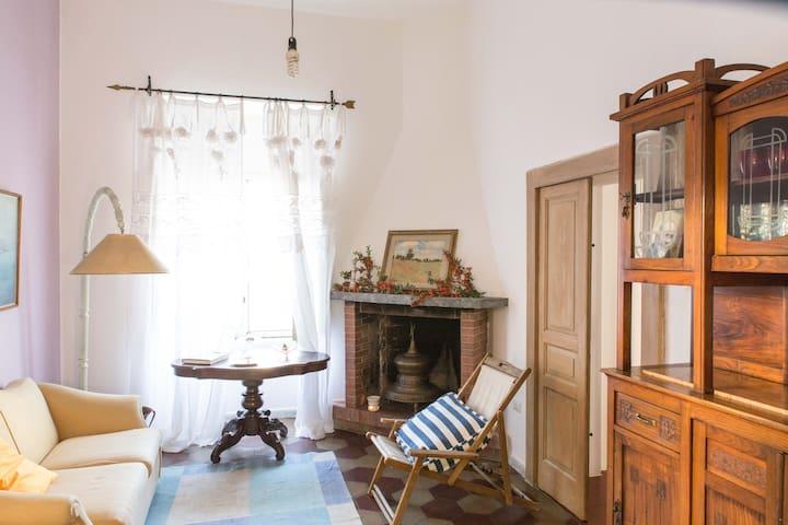 la deliziosa casa di Donna Maria - Ercolano - บ้าน