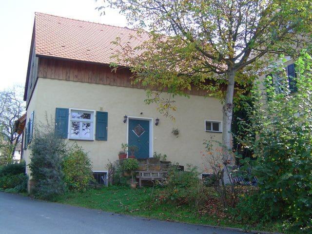 Urlaub bei der Gaida-Family - Eggolsheim - Selveierleilighet
