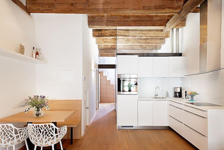 Perfekte Wohnung im Süden Südtirols - Kurtatsch - Daire