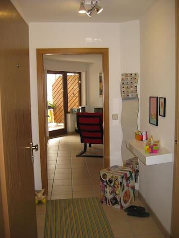 Villingen: quiet apartment for 2 - Villingen-Schwenningen - Apartemen