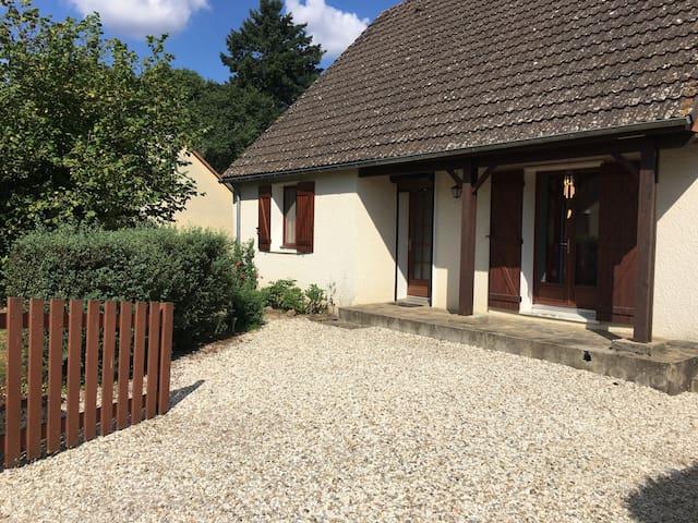 5 mins to Argenton sur Creuse - Le Pêchereau - Rumah