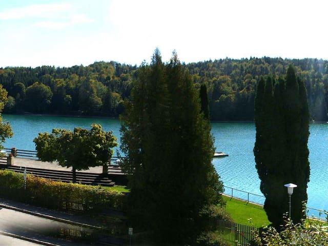 Erholung pur am Walchensee f. Familien und Paare - Kochel am See - Apartment