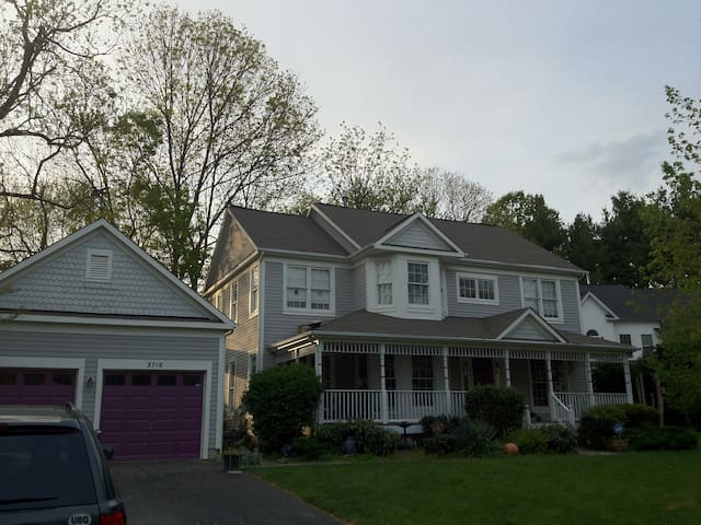 Great home in Olney, Maryland - Olney - Casa