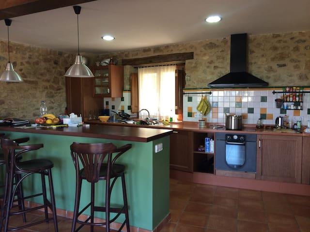 Casa Rural a La Vajol - La Vajol - Ev