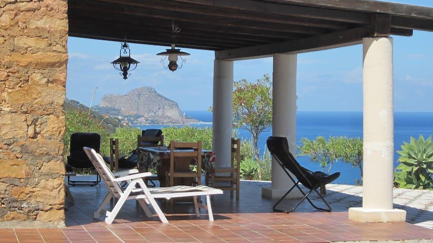 Villa with spectacular sea views - Cefalù - Villa