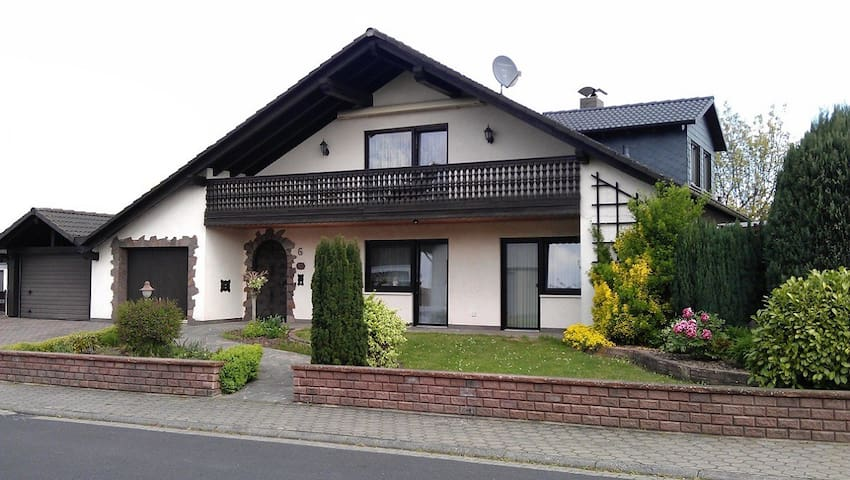 Ferienwohnung Julia (bis zu 4 Pers) - Elsenfeld - Daire