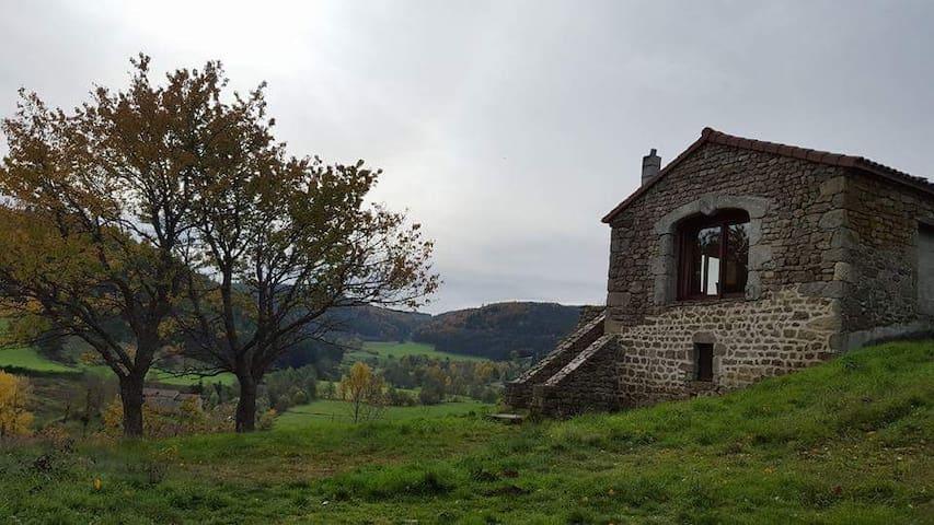 Halte sur le chemin de Compostelle - Croisances - 獨棟