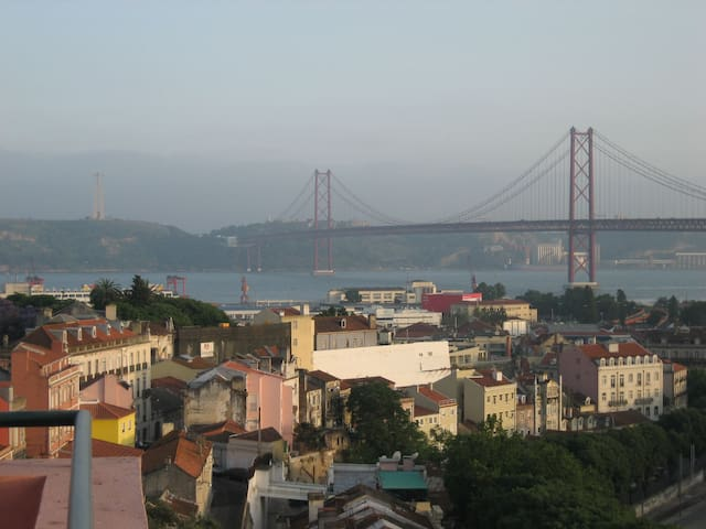 Welcome to the miniflat1!! - Lizbon - Çatı Katı