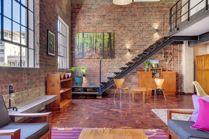 New York style Loft Apartment 7 - Le Cap - Loft