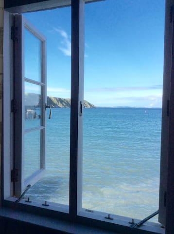 Luxury Cornish Beach Cottage - Gorran Haven - Rumah