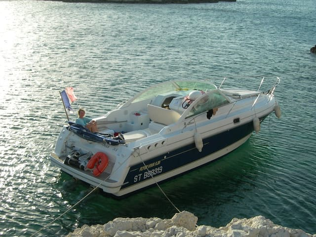 Séjour sur l'eau, entre port et plage ! - Marseillan - Boat
