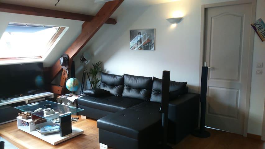Appartement St-Lô départ tour de France et pas que - Saint-Lô - Daire