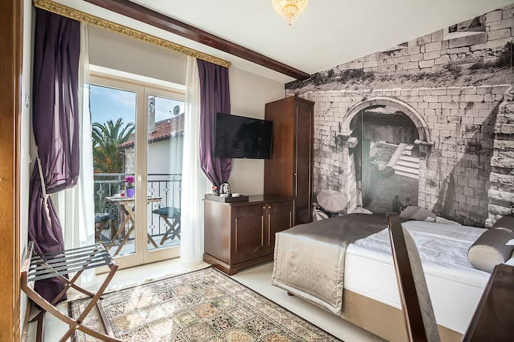 Standard double room, balcony 103 - Split - Bed & Breakfast