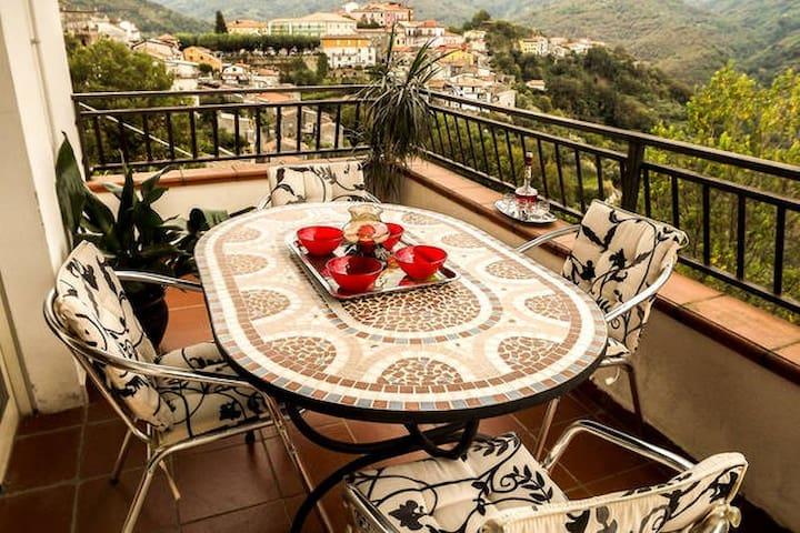 Calabria Holiday Hill 1 - Martirano