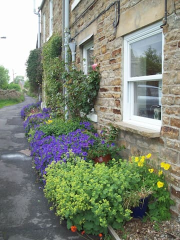 Twin room in Cotherstone Cottage, Teesdale - Cotherstone - Huis