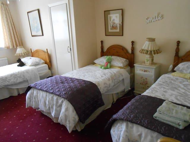 Rose Villa Bed and Breakfast - Forfar - Bed & Breakfast