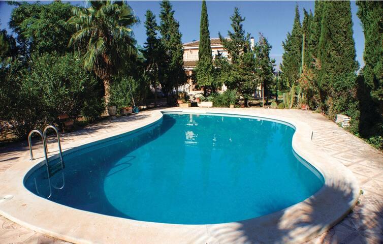 VILLA FOR YOUR PERFECT HOLIDAYS IN COSTA BLANCA . - Crevillent - Casa