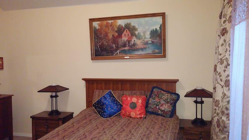 Private room in comfortableTH - Hillsboro - Adosado