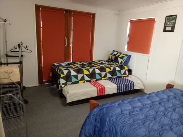 Relaxing Self Contained Flat with Air Con - Ipswich - Departamento