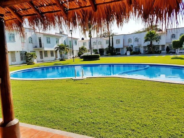 Casa de descanso en yautepec - Cuautla - Villa