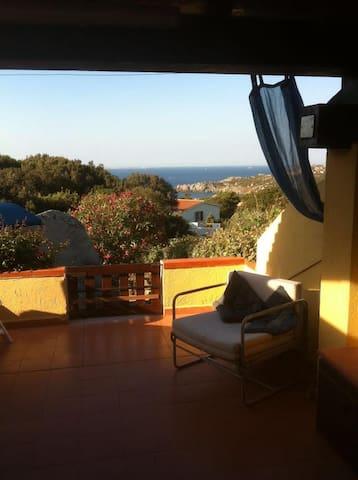 appartamento vista Corsica - La Ficaccia - Adosado